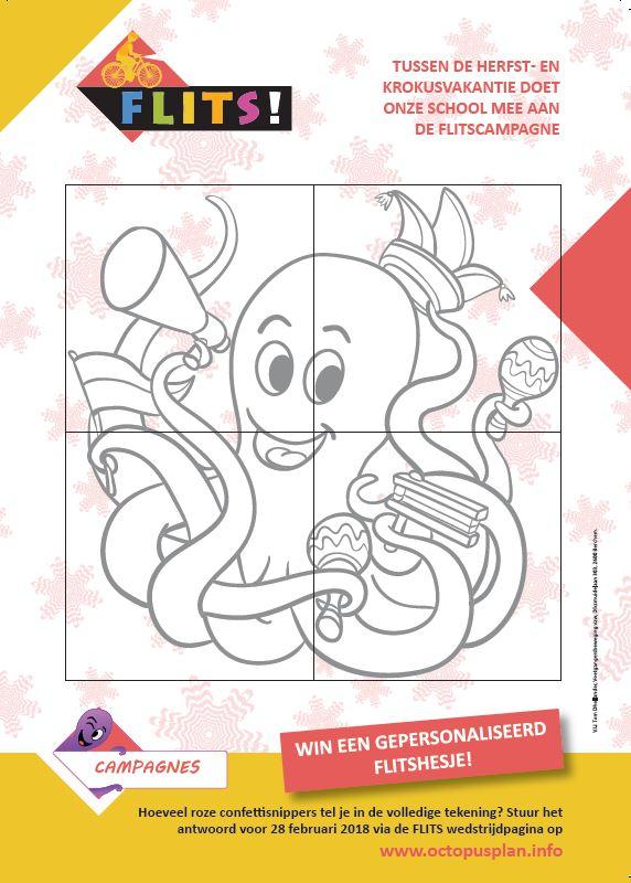 Afbeeldingsresultaat voor flits octopus