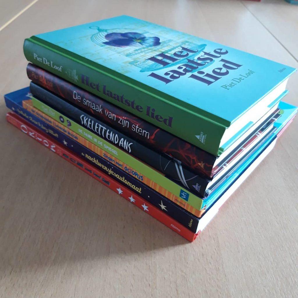 Boekenpakket Abimo-Pelckmans