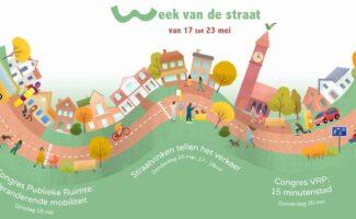 Schrijf nu in en tel het verkeer in je schoolomgeving (17 -23 mei), i.s.m. Straatvinken