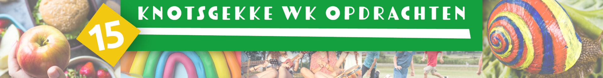 Ontdek de knotsgekke WK strapopdrachten!